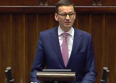 Premier zachęca w mediach społecznościowych Polaków do szczepienia się na Covid-19
