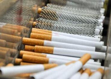 2,3 mln paczek papierosów zatrzymała KAS w 2020 r.