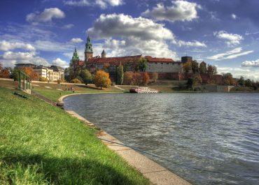 W Krakowie rozpoczyna się budowa nowego mostu.