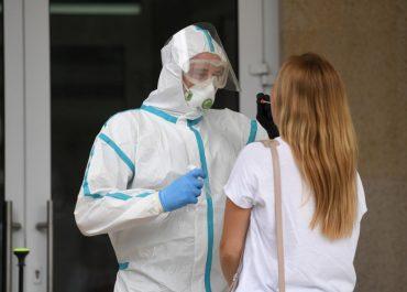 Trudna sytuacja epidemiczna woj. warmińsko-mazurskim