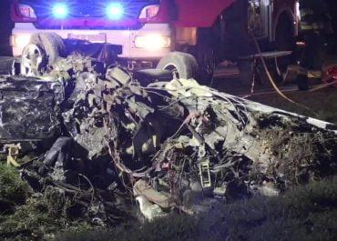 Czołowe zderzenie samochodów osobowych na Opolszczyźnie. Dwie osoby zginęły, a pięć trafiło do szpitali