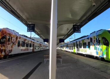 Hybrydowe pociągi wyjechały na tory województwa zachodniopomorskiego