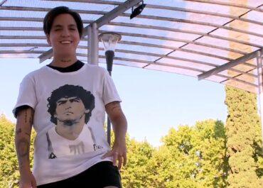 25-letnia piłkarka z Argentyny twierdzi, że jest córką Diego Maradony