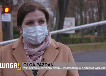 Okradziony na łożu śmierci? Złodziej w szpitalu w Gorzowie