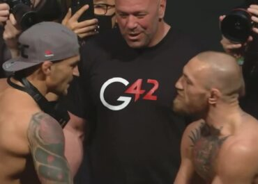 Walka Conora McGregora z Dustinem Poirierem będzie najważniejszym pojedynkiem wieczoru na gali UFC 257