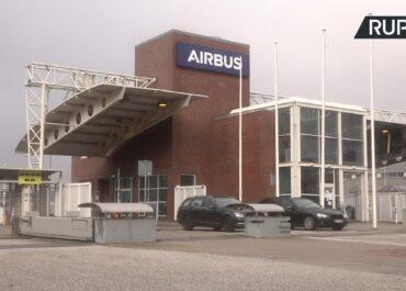 Ognisko koronawirusa w zakładach Airbusa w Hamburgu