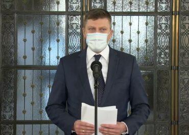 Warchoł: wystąpiłem do ministra sprawiedliwości Wielkiej Brytanii o przekazanie naszego rodaka do Polski