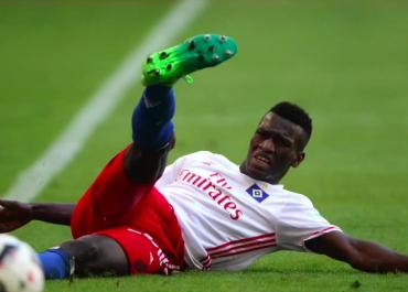 Trwa dochodzenie wobec piłkarza HSV z Gambii