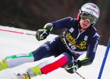 Maryna Gąsienica-Daniel zajęła 10. miejsce w slalomie gigancie alpejskiego Pucharu Świata w Kranjskiej Gorze