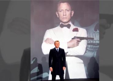 Najnowszy film o Bondzie przełożony… ponownie