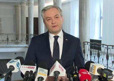 Biedroń chce pilnej debaty w PE ws. naruszeń praw i wolności w Polsce