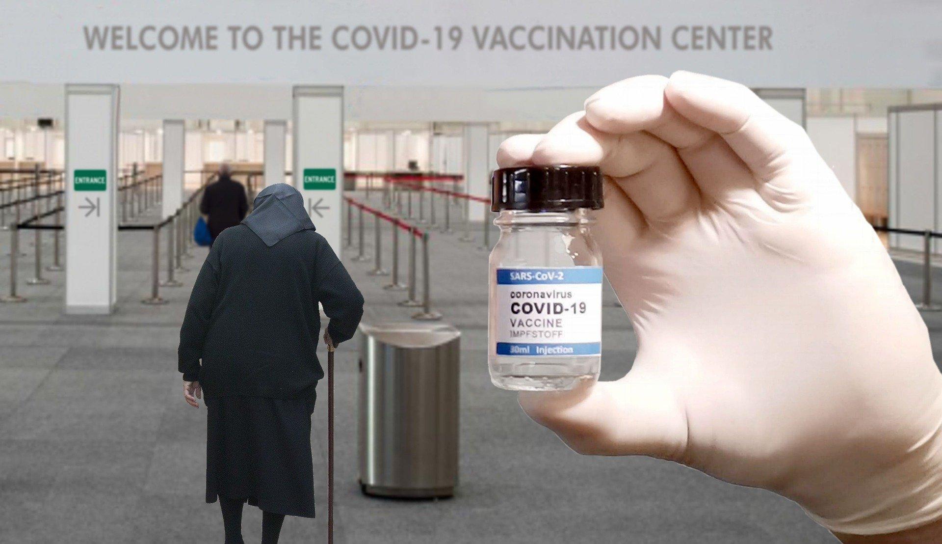 Nowe dane odnośnie grupy wiekowej dla szczepionki AstraZeneca.