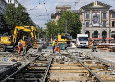 Władze Łodzi zapowiadają inwestycję drogową za ponad 150 mln zł