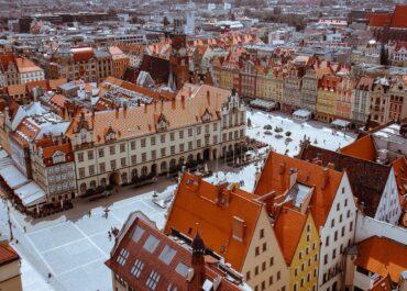 Powstała mapa dla migrantów stawiających pierwsze kroki w mieście we Wrocławiu.