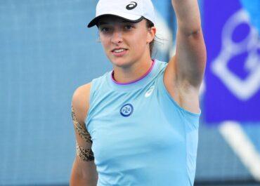 Iga Świątek w trzeciej rundzie turnieju WTA500 w Adelajdzie