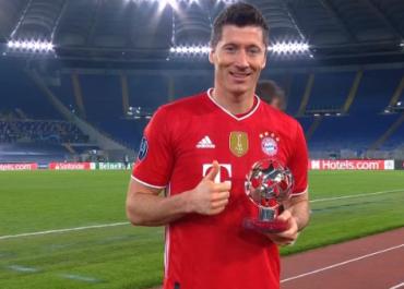 Polski snajper na trzecim miejscu w klasyfikacji najlepszych strzelców wszech czasów Ligi Mistrzów