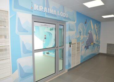 Najmłodsi pacjenci z Centrum Zdrowia Dziecka mają swoje windy