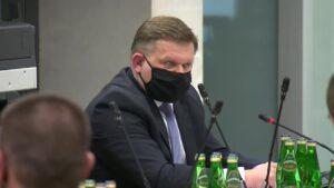 Dyskusja o Grocie na sejmowej komisji obrony
