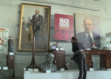500 pamiątek po zimnowojennych szpiegach KGB na aukcji w Beverly Hills