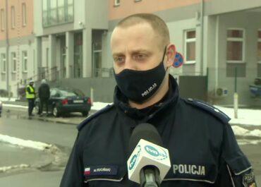 Tajemniczy pasażer z pociągu Berlin-Warszawa trafił do szpitala, milczy od miesiąca.