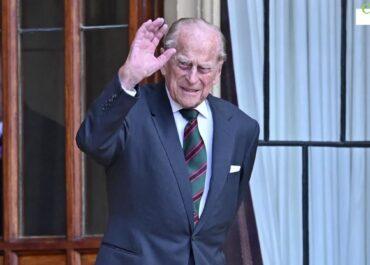 Książę Filip nadal w szpitalu. Trafił tam z infekcją