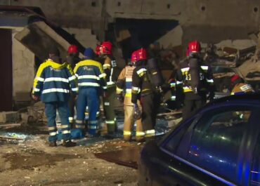 Silna eksplozja w Sosnowcu