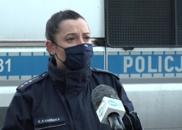 Ulicami Gdańska uciekał przed policją, padły strzały. Policja zatrzymała kierowcę