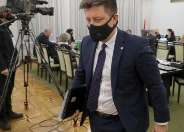Michał Dworczyk zakażony COVID-19