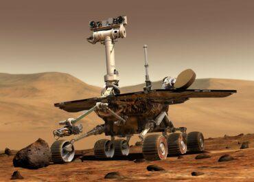 NASA opublikowała pierwsze w historii nagranie dźwięków z Marsa