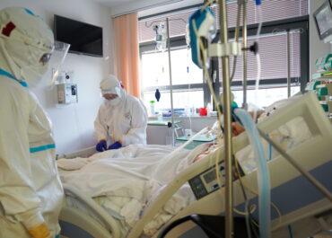 Największy wzrost zakażeń od początku pandemii.