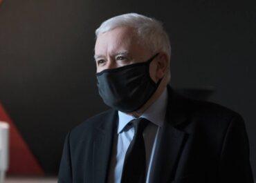 Jarosław Kaczyński: mamy napięcia w koalicji.