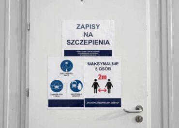 W ciągu ostatnich 7 dni wykonano milion szczepień.