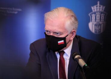 Gowin: przez lockdown polska gospodarka traci 2-3 mld zł tygodniowo.