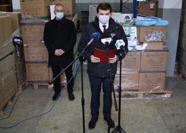 Małopolskie: dostawa sprzętu medycznego z RARS za ponad 9 mln zł