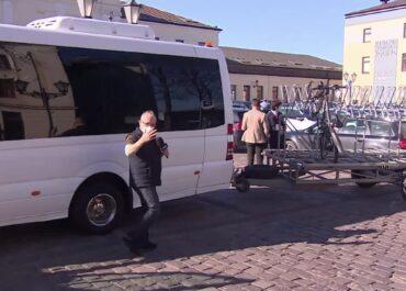 Koleje Małopolskie testują nowe rozwiązania. Ukłon w stronę rowerzystów.