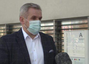 Szpital Uniwersytecki w Krakowie wstrzymuje zabiegi oprócz tych ratujących życie.
