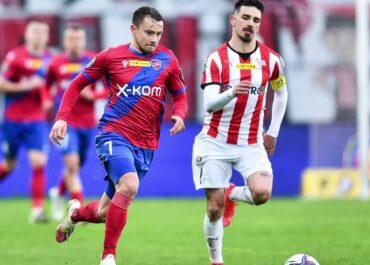 Raków Częstochowa w finale Pucharu Polski. Cracovia nie obroni tytułu