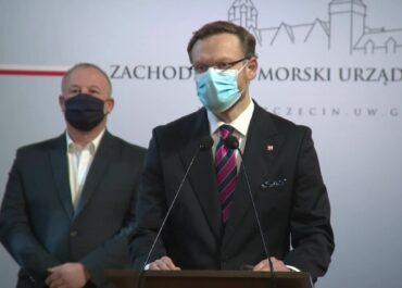 W Darłowie błędnie zorganizowano dostawę szczepionek.