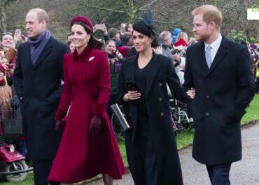 Książę William i książę Harry nie będą iść obok siebie na pogrzebie księcia Filipa.