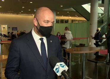 Wrocław uruchomi punkt szczepień na stadionie miejskim.