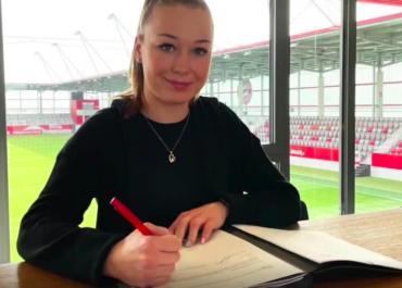 Weronika Zawistowska idzie śladami Roberta Lewandowskiego. Polka podpisała kontrakt z Bayernem Monachium