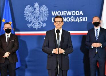 Morawiecki: przystąpimy do negocjacji z Czechami oraz przedstawimy nowe argumenty TSUE.