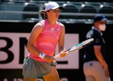 Iga Świątek pokonała Madison Keys i awansowała do III rundy turnieju WTA w Rzymie.