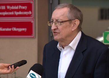 J. Pinior będzie odbywał karę w systemie dozoru elektronicznego zamiast więzienia.