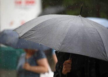 IMGW ostrzega przed intensywnymi opadami.Sprawdź gdzie będzie padać.