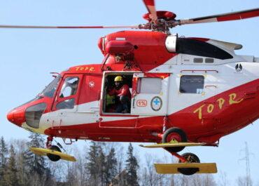 Tatry: seria wypadków turystycznych; ewakuacja na Rysach