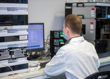Coraz bliżej produkcji antygenu do szczepionki przeciw COVID-19 w zakładzie pod Łodzią.