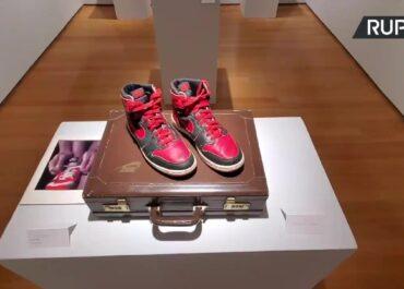 """Nawet 100 tysięcy dolarów za buty Michaela Jordana. """"Najdroższe są modele, w których grał w ważnych meczach"""""""