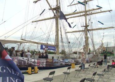 Zlot żeglarzy w Szczecinie ku pamięci Władysława Wagnera