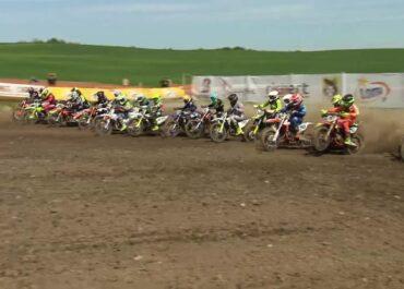 Nad gdańskim torem motocrossowym ponownie uniosły się tumany kurzu